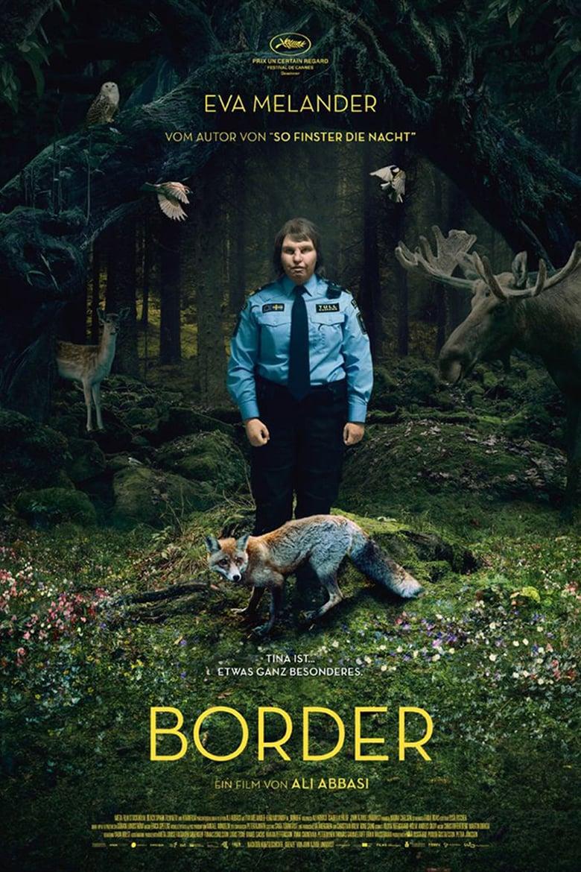 """Plakat von """"Border"""""""