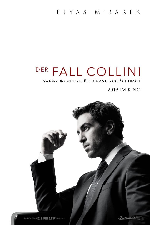 """Plakat von """"Der Fall Collini"""""""