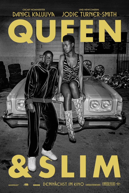 """Plakat von """"Queen & Slim"""""""