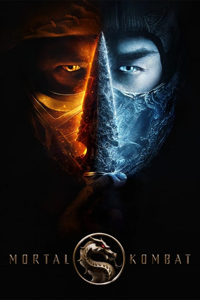 "Plakat von ""Mortal Kombat"""