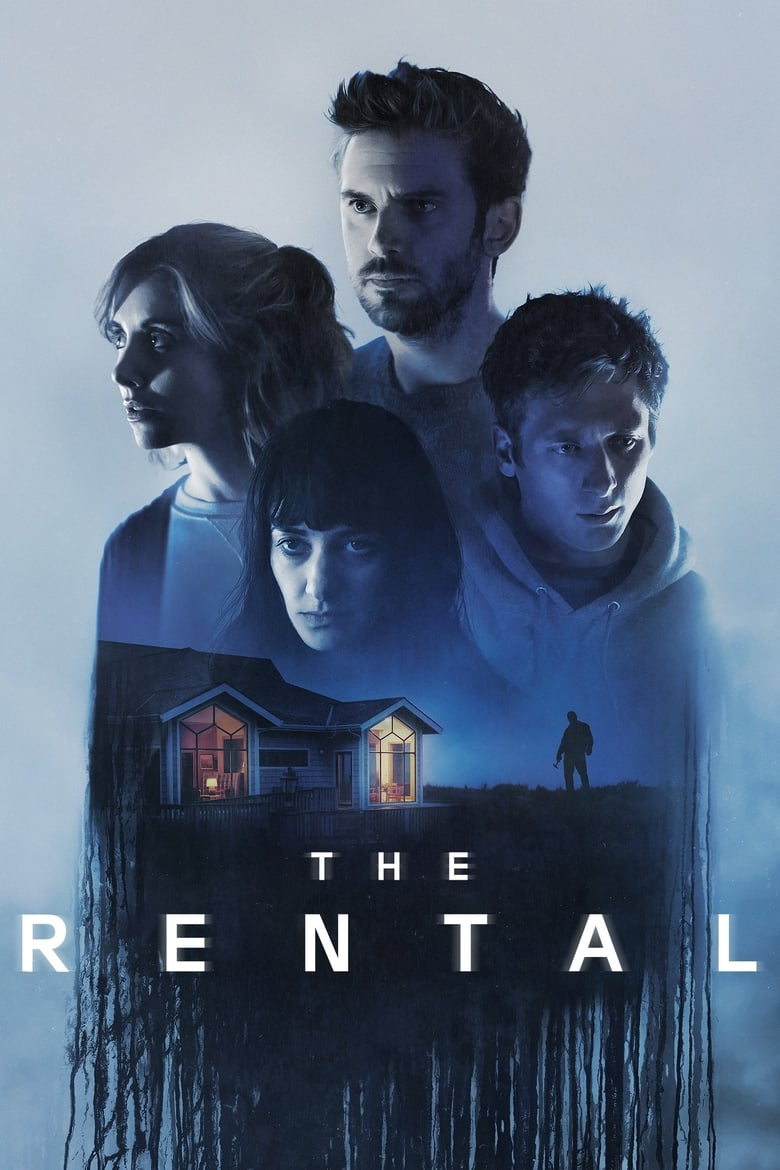 "Plakat von ""The Rental"""