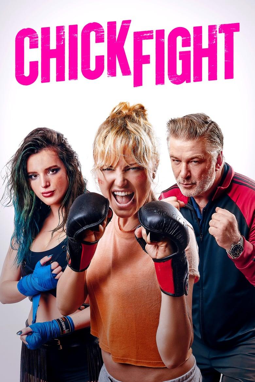 """Plakat von """"Chick Fight"""""""