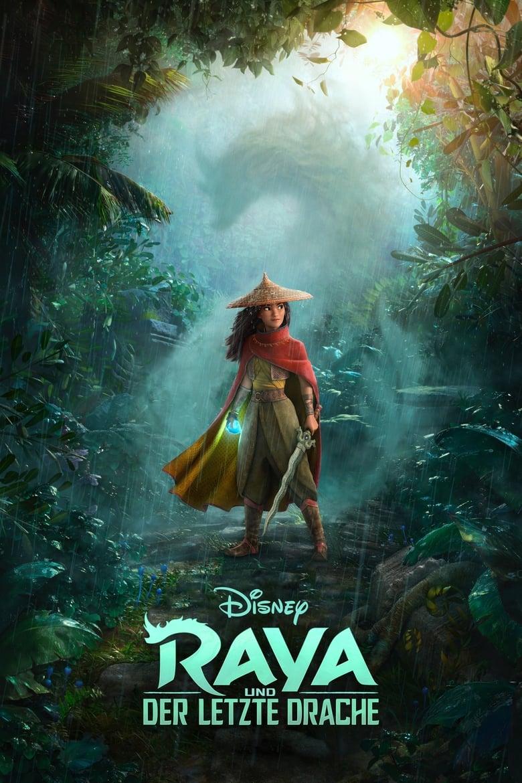 """Plakat von """"Raya und der letzte Drache"""""""