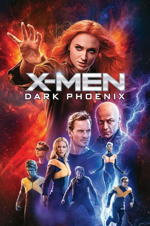 """Plakat von """"X-Men: Dark Phoenix"""""""