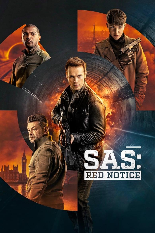 """Plakat von """"SAS: Red Notice"""""""