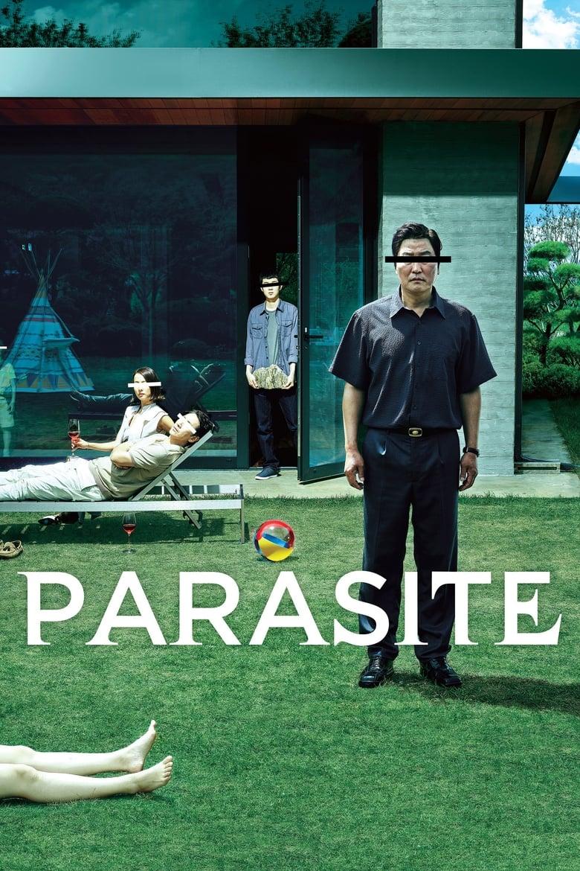 """Plakat von """"Parasite"""""""
