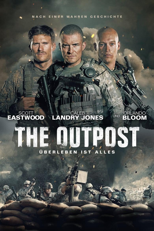 """Plakat von """"The Outpost - Überleben ist alles"""""""