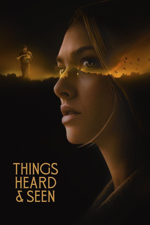 "Plakat von ""Things Heard & Seen"""