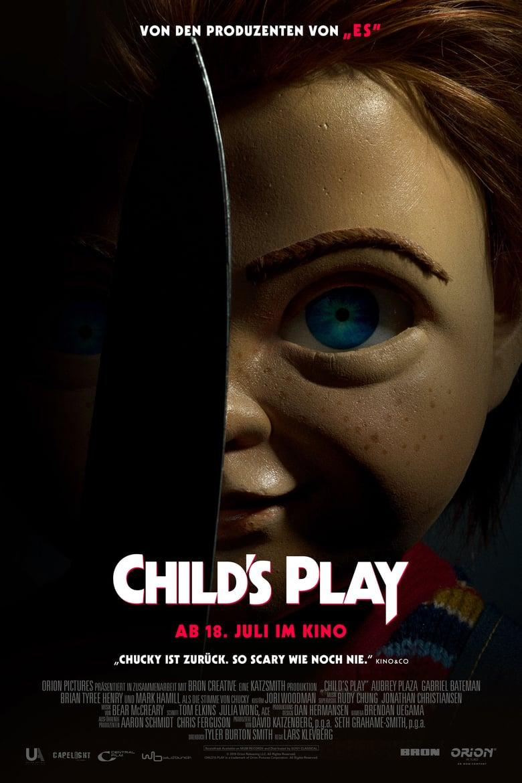 """Plakat von """"Child's Play"""""""