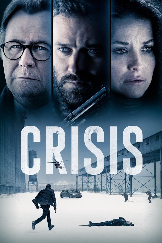 """Plakat von """"Crisis"""""""
