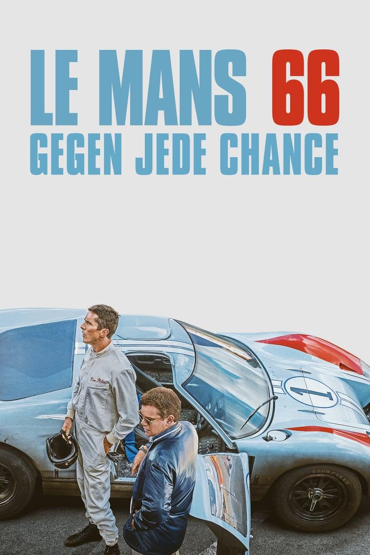 """Plakat von """"Le Mans 66 - Gegen jede Chance"""""""