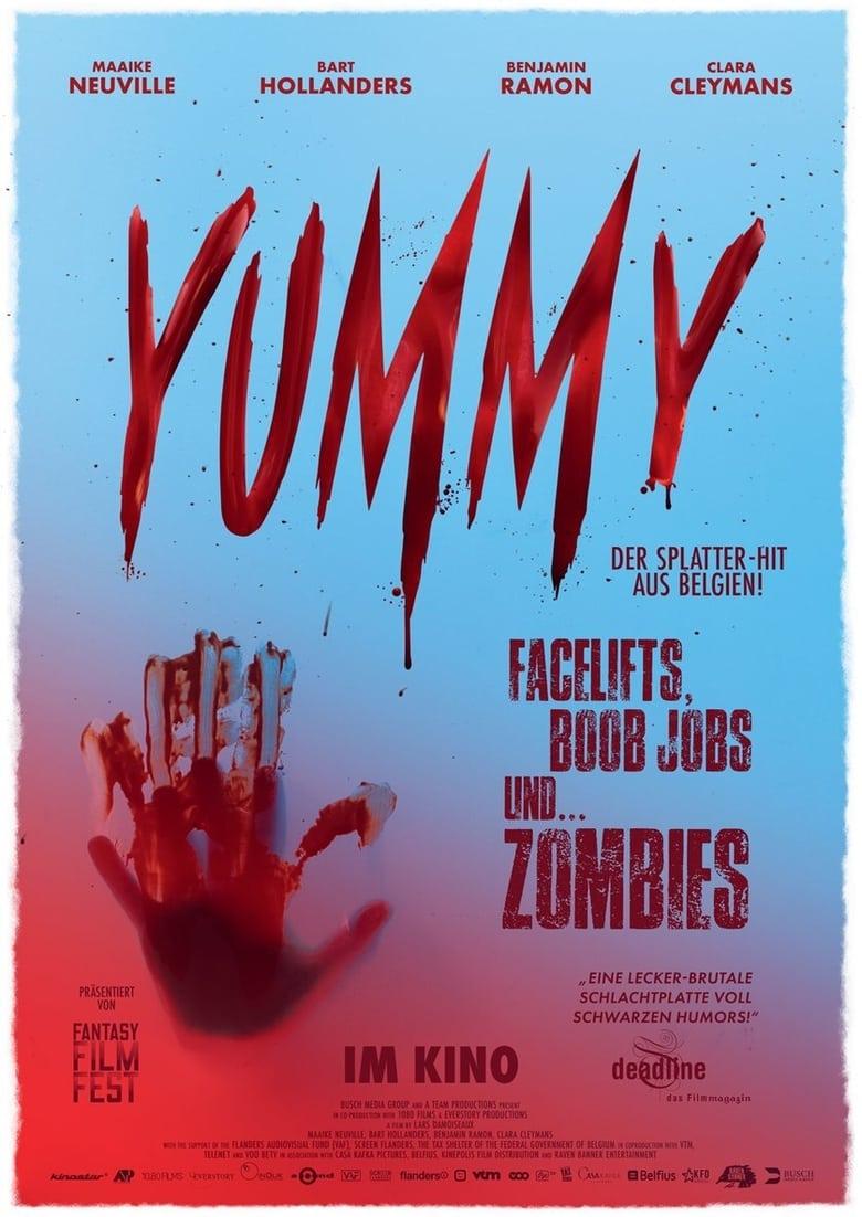 """Plakat von """"Yummy"""""""