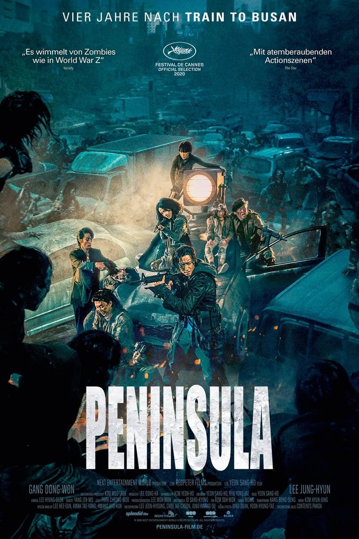"Plakat von ""Peninsula"""