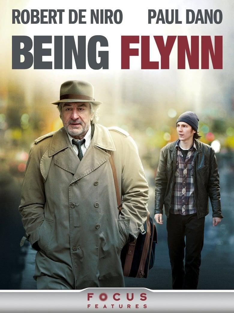 """Plakat von """"Being Flynn"""""""