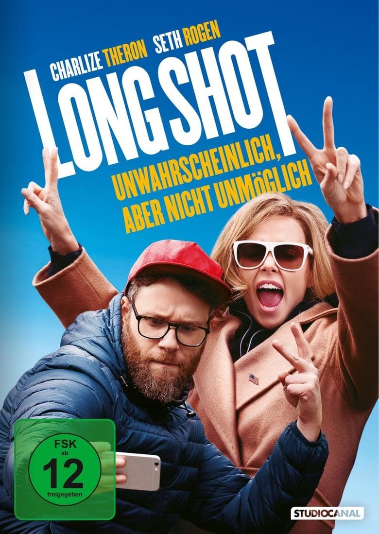 """Plakat von """"Long Shot – Unwahrscheinlich, aber nicht unmöglich"""""""