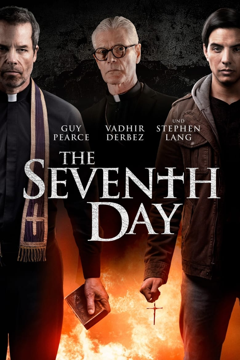 "Plakat von ""The Seventh Day"""