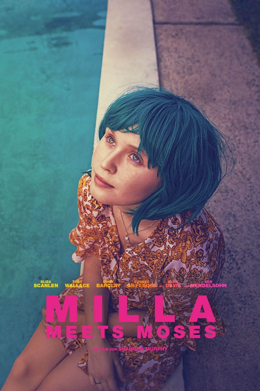 "Plakat von ""Milla meets Moses"""