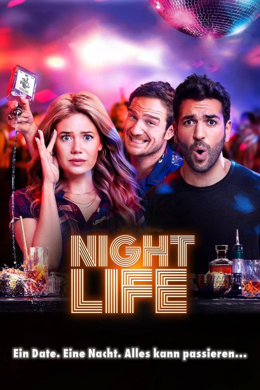 """Plakat von """"Nightlife"""""""