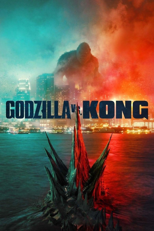 "Plakat von ""Godzilla vs. Kong"""