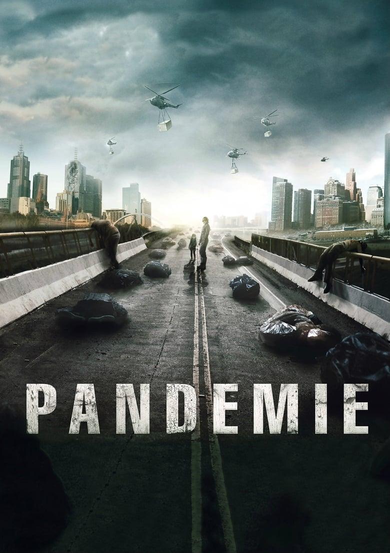 """Plakat von """"Pandemie"""""""