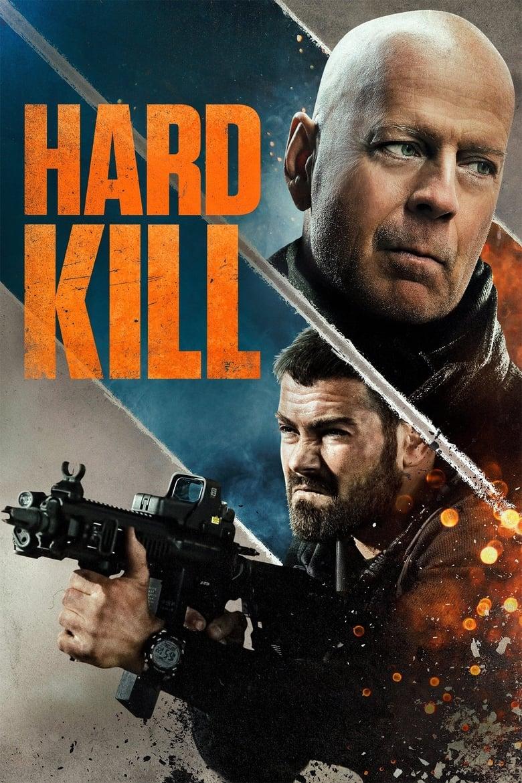 """Plakat von """"Hard Kill"""""""
