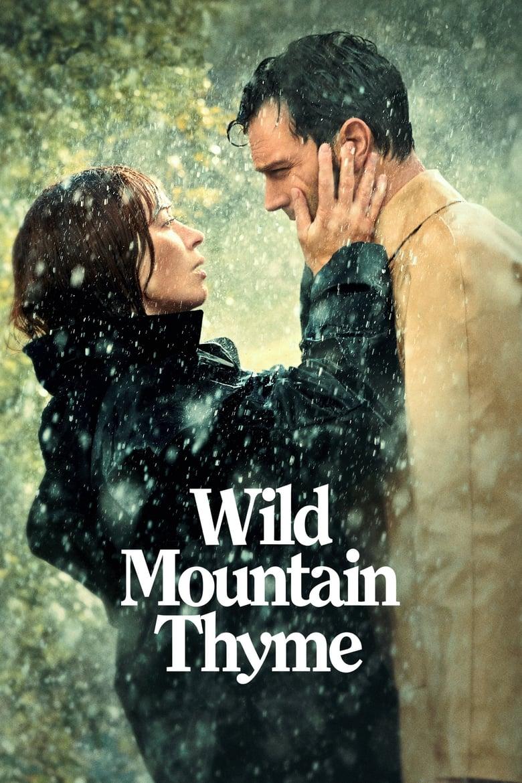 "Plakat von ""Wild Mountain Thyme"""
