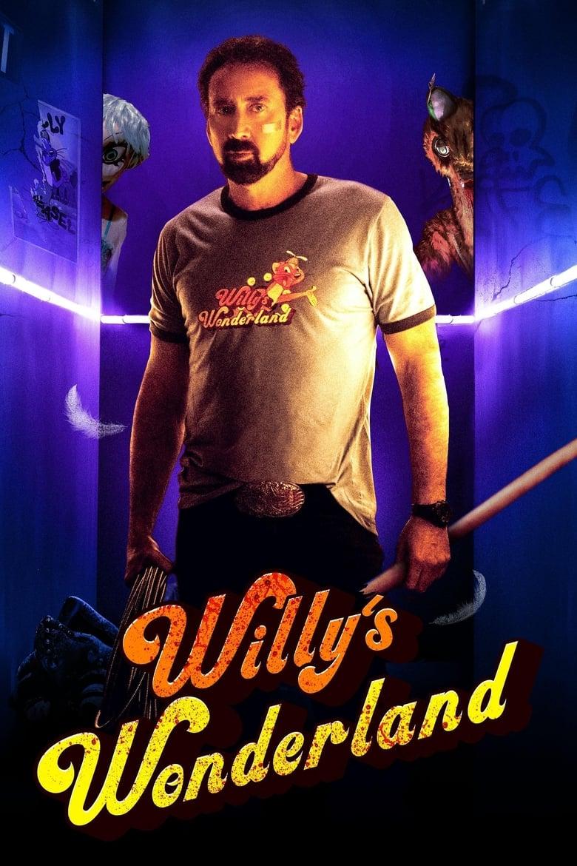 """Plakat von """"Willy's Wonderland"""""""