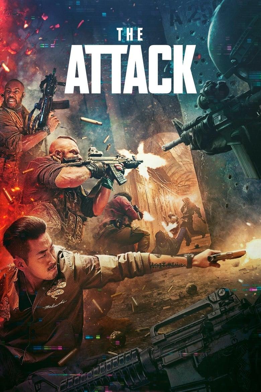 """Plakat von """"The Attack PMC"""""""