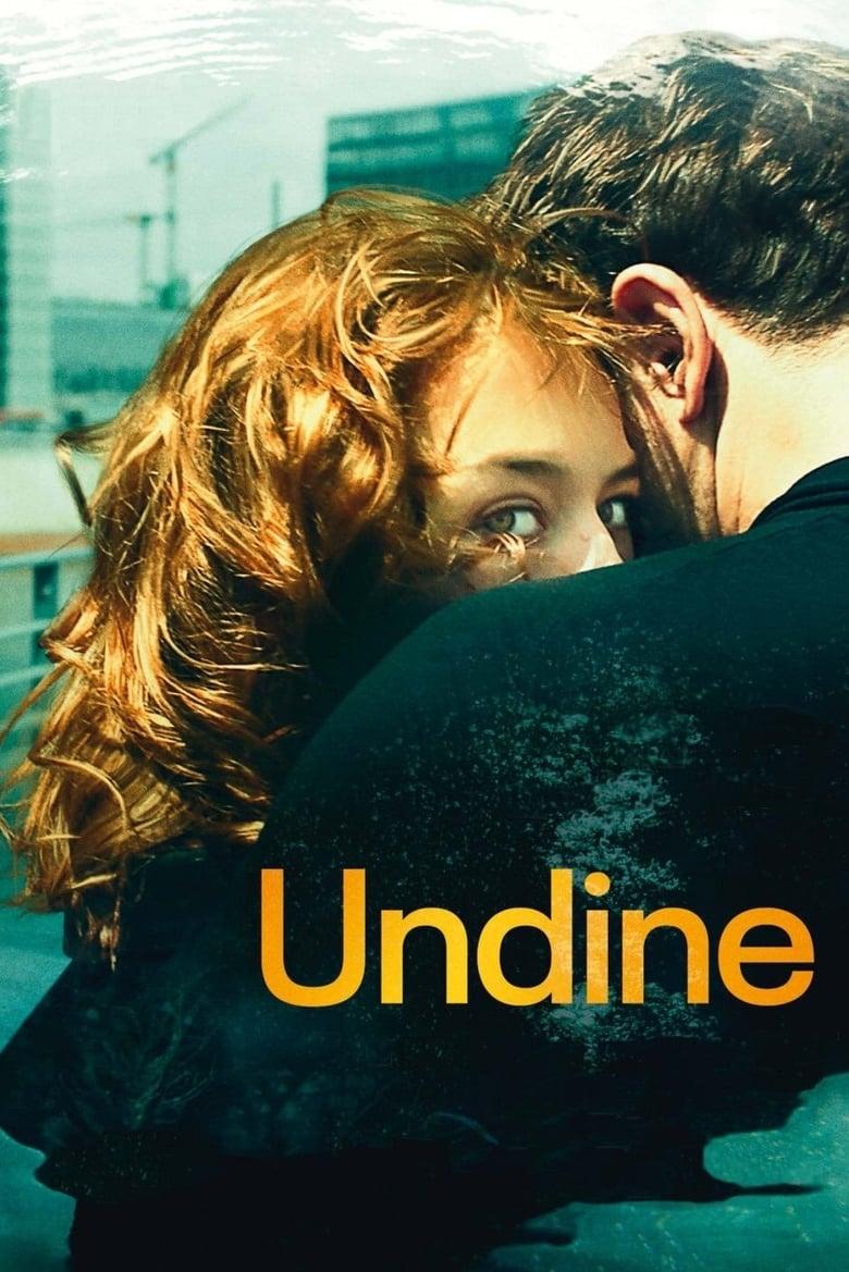 """Plakat von """"Undine"""""""