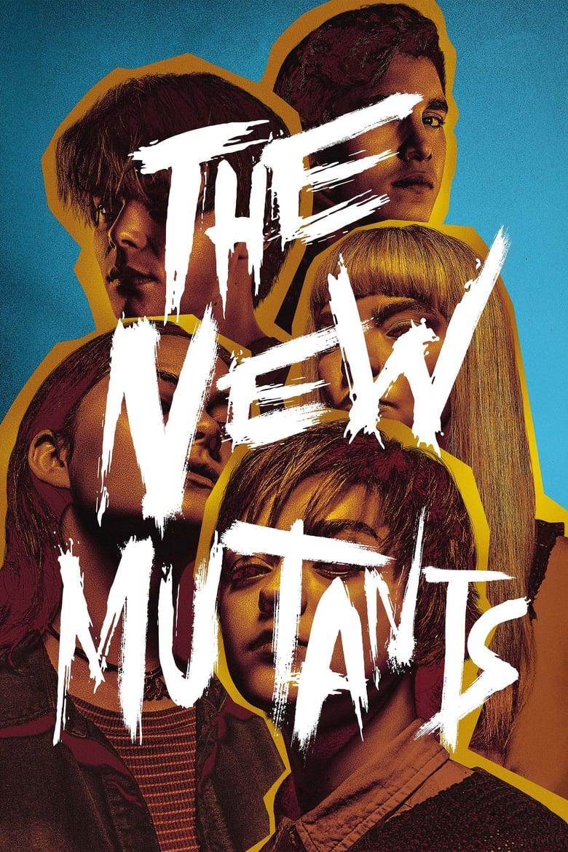 """Plakat von """"The New Mutants"""""""