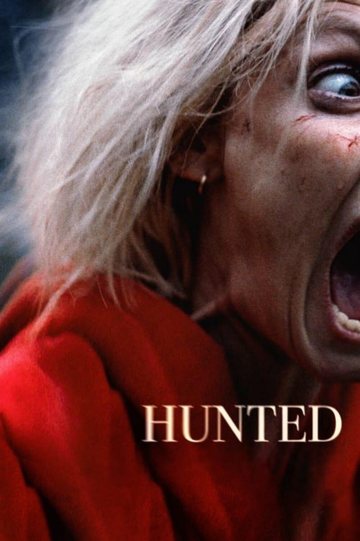 """Plakat von """"Hunted"""""""