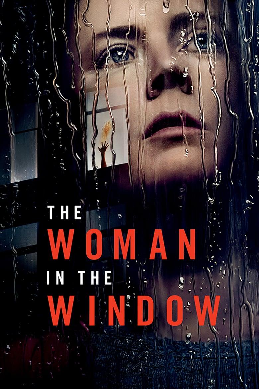 """Plakat von """"Die Frau im Fenster"""""""